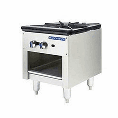 """Radiance By Turbo Air Radiant Broiler Countertop 18"""" Wd, Model TARB-18"""