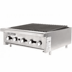 """Radiance By Turbo Air Radiant Broiler Countertop 30"""" Wd, Model TARB-30"""