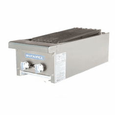 Radiance By Turboair Charbroiler Gas 12 Wd 30000 Btu, Model TARB-12