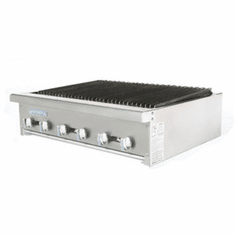 Radiance By Turboair Charbroiler Gas 36 Wd 90000 Btu, Model TARB-36
