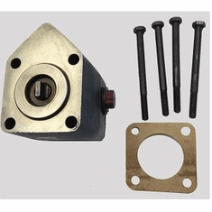 RF Hunter Closed Coupling Pump NSF Approved (Made In The USA), Model# HF58C