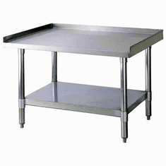 "Royal Industries Equipment Stand 30""X72"", Model# ROY ES 3072"