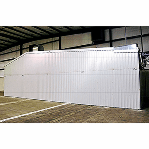 Santiam Tray / Tunnel Commercial Dehydrator - UL EPH Approved