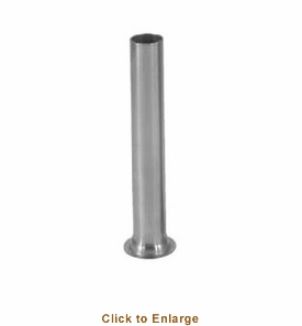 "Sausage Maker 1 1/4"" Stainless Steel Stuffing Tube For 5 LbStuffers, Model# 56103"