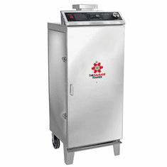 Sausage Maker 30 Lb. Digital Smoker Stainless Steel, Model# 19-1011