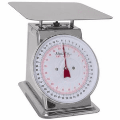 Sausage Maker 44Lb Capacity Stainless Steel Scale, Model# 64153