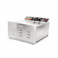 Sausage Maker D-5 Dehydrator with Stainless Steel Shelves, Model# 32603