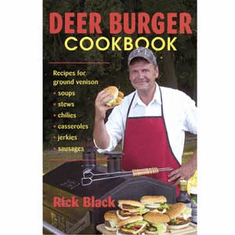 Sausage Maker Cookbook: Deer Burger, Model# 26-1211