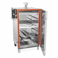 Sausage Maker Digital Smokehouse 50 Lb Ss Inside Ss Outside , Model# 41834