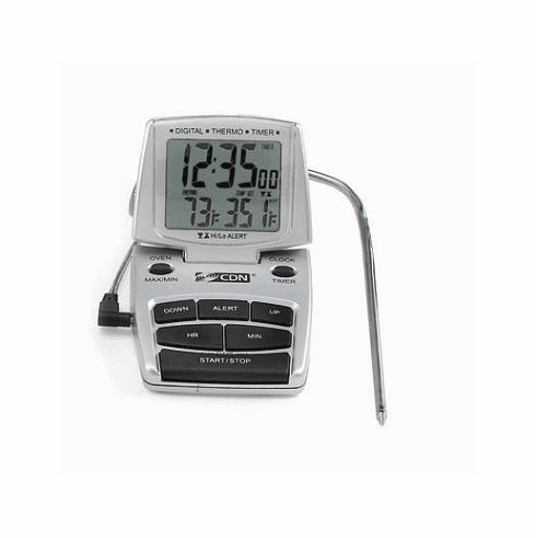 Sausage Maker Digital Thermometer With Timer, Model# 49712