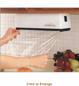 Sausage Maker E-Zee Wrap 1000 Plastic Wrap Dispenser, Model# 32008