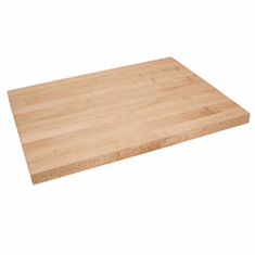 "Sausage Maker Large Reversable End Grain Maple Cutting Board (24"" x 18"" x 1-1/4""), Model# 14-1322"