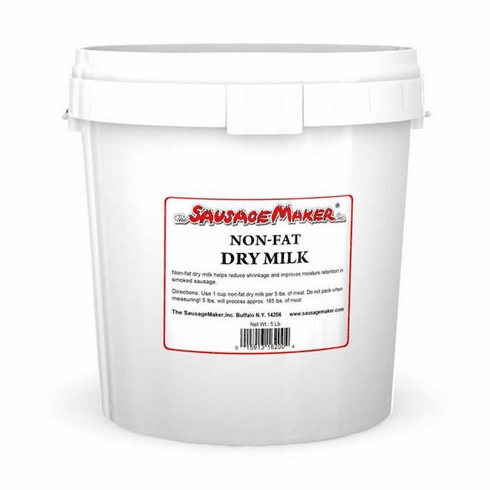 Sausage Maker Non-Fat Dry Milk 5 Lbs., Model# 16200