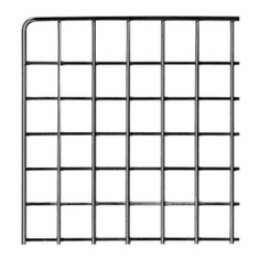 "Sausage Maker 3/4"" Stainless Steel Replacement Shelf for 100 Lb. Smokers (30-1/2"" x 24""), Model# 19-1121"
