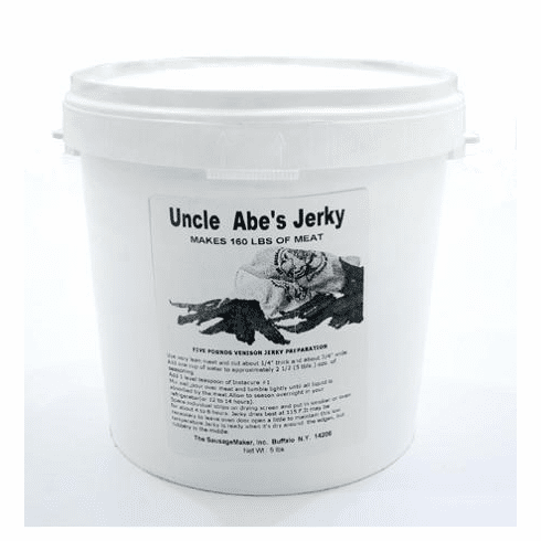 Sausage Maker Uncle Abe'S Jerky Seasoning Makes 160 Lbs , Model# 81025