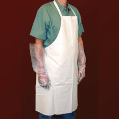 Sausage Maker Vinyl Apron, Model# 31221