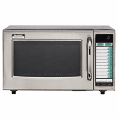 Sharp 1000 Watt Commercial Microwave Oven R21lcfs