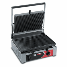 "Sirman Cort R Single Panini Grill - 10"" X 15"" Model APG SINGLE"
