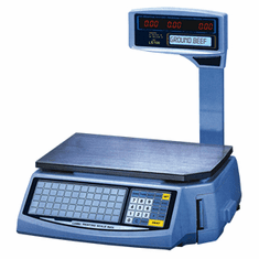 Skyfood Easy Weigh 60 Lb Networking And Price Computing And Printing Scale, Model# LS-100-N