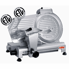 Skyfood (formally Fleetwood by Skymsen) 10'' Economy Professional 1/3 Hp Slicer, Model# GL250