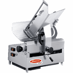 Skyfood (formally Fleetwood by Skymsen) 12'' Automatic Stainless Steel Slicer - 1/2 Hp, Model# 1212E