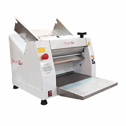 """Skyfood (formally Fleetwood by Skymsen) 16"""" Table Top Dough Roller & Sheeter 1 Hp, Model# CLM-400"""