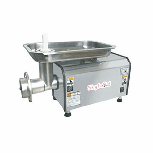 Skyfood (formally Fleetwood by Skymsen) 22 Commercial Meat Grinder 1.5 Hp Etl Listed, Model# PCI-21G