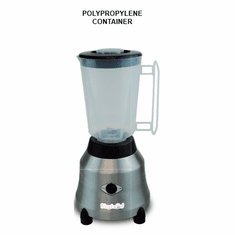 Skyfood (formally Fleetwood by Skymsen) 48 Oz Blender18,000 Rmp 1-Peak-HpPolypropylene Container, Model# LT-1.5