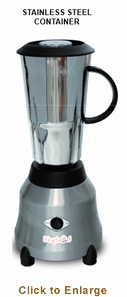 Skyfood (formally Fleetwood by Skymsen) 64 Oz Blender 18000 Rmp 1-Peak-Hp , Model# LI-2