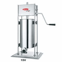 Skyfood (formally Fleetwood by Skymsen) Commercial Manual Sausage Stuffer 30 Lb Capacity, Model# 15V