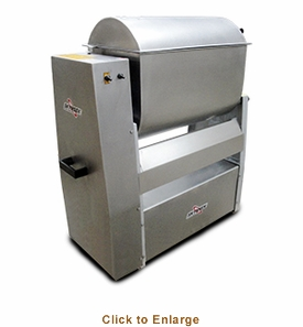 Skyfood (formally Fleetwood by Skymsen) Commercial Meat Mixer 100 Lb Capacity 1 Hp , Model# MMS-50I
