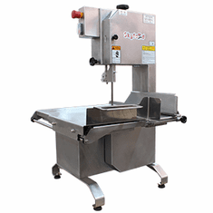 "Skyfood (formally Fleetwood by Skymsen) Table Top Meat And Bone Saw 74"" Blade 1/2 Hp - Ss Body Etl, Model# MSKLE"