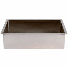 """Steril-Sil E1 System 2-insert drop-in countertop dispenser. Holds (2) E1 inserts flush with the countertop. 23.00"""" x 17.25"""" x 6.00"""" H. Made in U.S.A. Model E1-DDF-2V"""