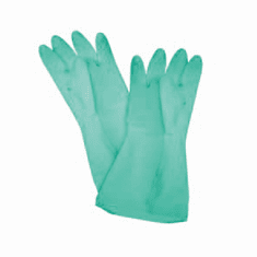 "Thunder Group 12"" X 3 7/8""Latex Gloves SmallGreen  (18 Mil), Model# PLGL004GR"