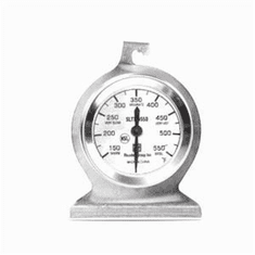 Thunder Group Dial Oven Thermometer 150 To 550 F, Model# SLTHD550