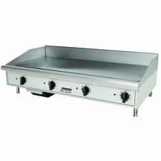 """Toastmaster 48"""" Counter Top Electric Griddle208/240V, Model# TMGE48"""