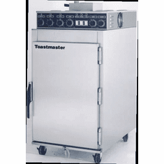 Toastmaster Half Size Smoker With Humidity/6 PansHinges On Left, Model# ES6L