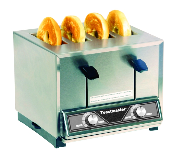 Toastmaster Pop Up Toasterfour Slot Bagel And Bun 208 240v