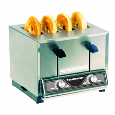 Toastmaster  Pop Up Toaster - Four Slot Bagel And Bun208/240V, Model# BTW24