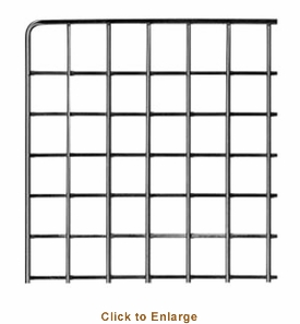 Tsm Chrome-Plate Shelf W34 Grid For D14 & D20 Dehy50Lb Hs , Model# 32737