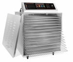Tsm Digital Touch Screen D-14 Ss Wss 14-Tray Insulated 220V , Model# 32629