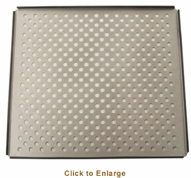 Tsm Ss Perforated Dehydrator Tray For Tsm D-12 D-14 & D-20 , Model# 32746
