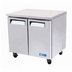 Turbo Air 1 Door Undercounter RefLow Boy, Model# MUR-36L-N6