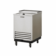 Turbo Air 1 Lid All Ss Glass Chiller & Froster, Model# TBC-24SD-GF-N6