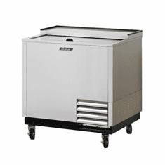 Turbo Air 1 Lid All Ss Glass Chiller & Froster, Model# TBC-36SD-GF-N