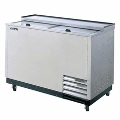 Turbo Air 2 Lid All Ss Glass Chiller & Froster, Model# TBC-50SD-GF-N