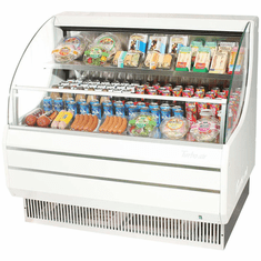 Turbo Air Low Profile Display Cases