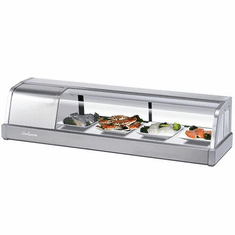 Turbo Air Sushi Display Cases
