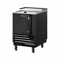 """Turboair Bottle Cooler24"""" LSelf-Contained1/10 HpNsfEtlCetl, Model# TBC-24SB-N6"""