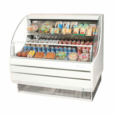 Turboair Horizontal Open Display Merchandiser 12 Hp, Model# TOM-50LW-N